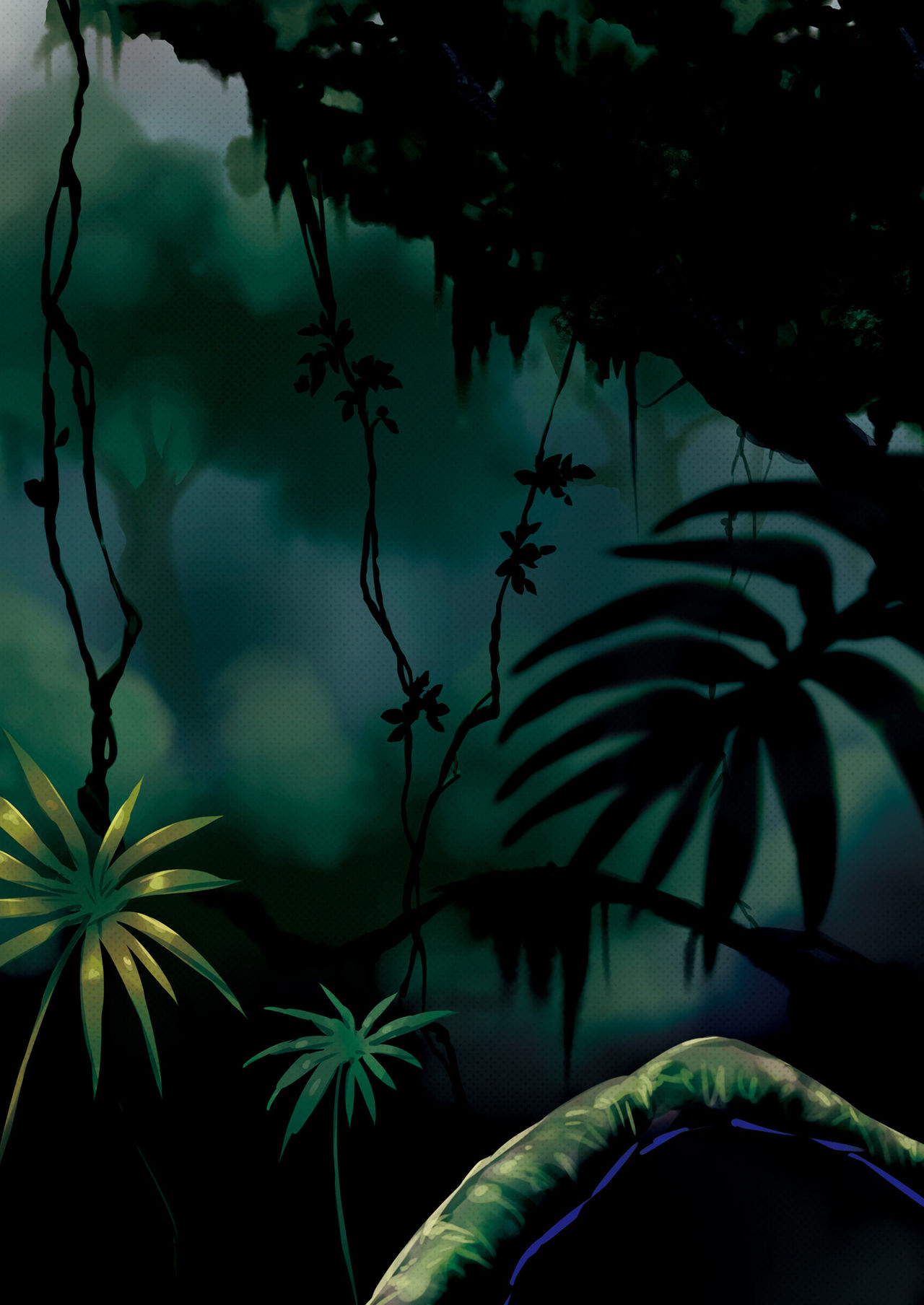 อันตรายจากในป่า ภาพ 1